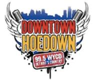 99.5 WYCD Downtown Hoedown Reveals 2013 Lineup