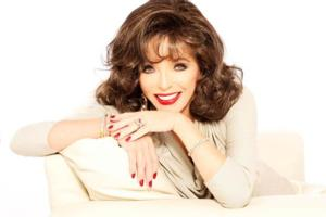 Joan Collins Returns to West End with ONE NIGHT WITH JOAN, Feb 2