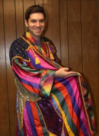 Sean Elias Stars in Pleasant Valley Productions' JOSEPH AND THE TECHNICOLOR DREAMCOAT, Now thru 2/18