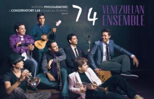 Venezuelan Ensemble 7/4 Comes to Boston, 4/13 &18