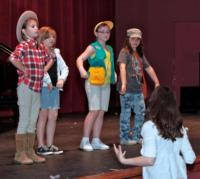 KC Starlight Theatre to Offer 2013 Spring Break Camps, 3/11-15 & 3/18-22