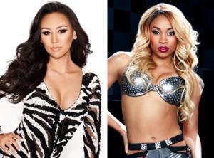E!'s #RICHKIDS Pick Dream Total Divas Tag Team Partner