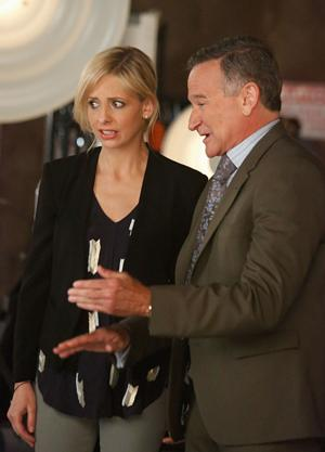 CBS Cancels Robin Williams Comedy THE CRAZY ONES