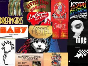 Pontiac Theatre IV to Present BROADWAY THROUGH THE '80s Music Revue, 2/14-15