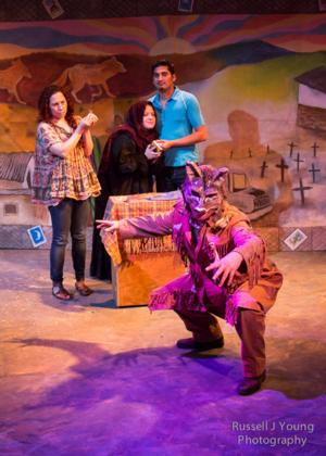 CUENTAME COYOTE to Open 1/9 at Milagro Theatre