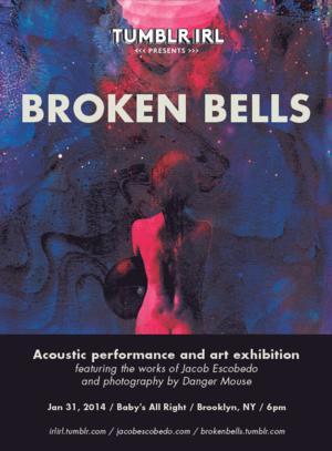Broken Bells to Host Tumblr IRL Record Release Party, 1/31
