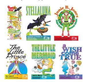 Fun Company's 2014-15 Season to Include STELLALUNA, THE LITTLE MERMAID & More