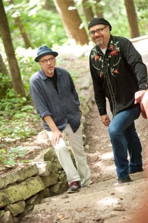 JOHN SIEGER & GREG KOCH's New LP 'A Walk in the Park' Out 4/1