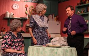 BWW Reviews: BERMUDA AVENUE TRIANGLE - Wacky, Over-the-Top Laughs