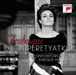 Olga Peretyatko Releases New Album 'Arabesque'