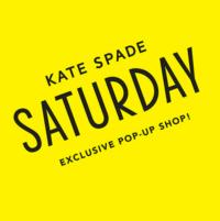 Kate Spade Saturday Launching a Month Early Today on FAB