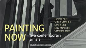 Tate Britain Presents PAINTING NOW: FIVE CONTEMPORARY ARTISTS