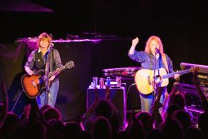 The INDIGO GIRLS Perform with the Symphony Orchestra at the Van Wezel Tonight
