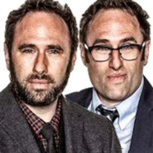 The Sklar Brothers Coming to Comedy Works Larimer Square, 9/11-13