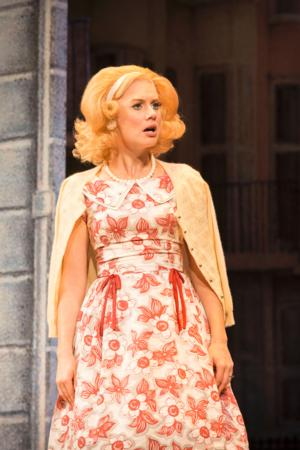 The BWW Q&A: Kellie Shirley Of ONE MAN TWO GUVNORS!