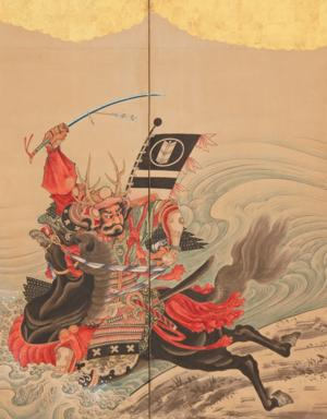 Metropolitan Museum of Art Presents THE FLOWERING OF EDO PERIOD PAINTING, Now thru 9/7