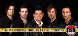 Journey Tribute Band DSB to Play Grove Theatre, 9/27