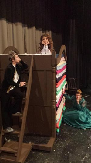 Olmsted Performing Arts Presents ONCE UPON A MATTRESS, Now thru 7/13