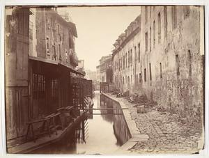 CHARLES MARVILLE, PHOTOGRAPHER OF PARIS Exhibition to Open 1/29 at the Met Museum