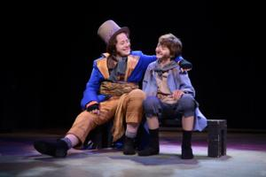 BWW Reviews: OLIVER Doesn't Get Standing 'O' at Porthouse