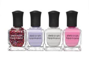 Deborah Lippmann Debuts in Sephora with Exclusive Nail Polishes