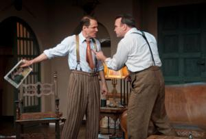 BWW Reviews: Sparks fly in SCOTT AND HEM IN THE GARDEN OF ALLAH