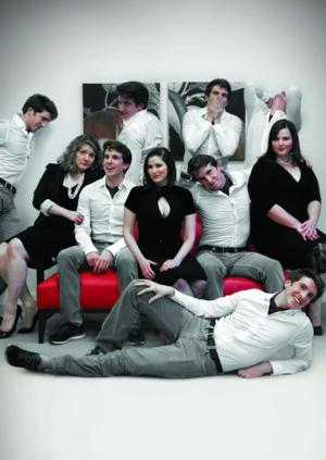 Leopard Print Productions Brings 13 MEN to Capital Fringe, Now thru 7/27