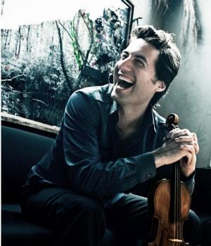 Violinist Philippe Quint Receives Gateways Ambassador of Arts Award