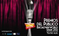 Lista de ganadores de los Premios del Público BroadwayWorld Spain