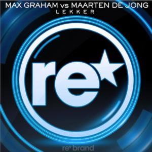 Max Graham vs Maarten de Jong's 'Lekker' Track Out Now