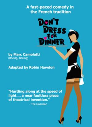 International City Theatre to Close 2013 Season with DON'T DRESS FOR DINNER, 10/11-11/3