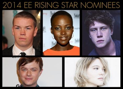 2014 EE Rising Star Award Nominees Announced; Ceremony Set for Feb 16