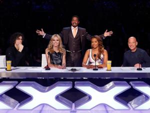 NBC's AMERICA'S GOT TALENT Equal Four-Week High