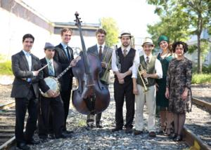 Louis Armstrong Museum Hosts Final Summer Concert HOT JAZZ/COOL GARDEN with Gordon Au & Grand Street Stompers Today