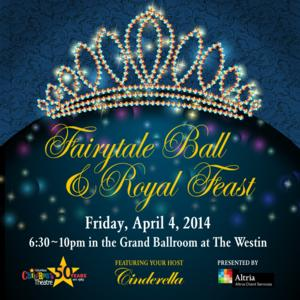 Columbus Children's Theatre to Host FAIRYTALE BALL & ROYAL FEAST, 4/4