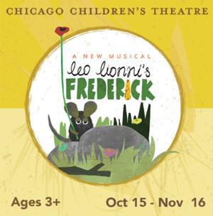 LEO LIONNI'S FREDERICK Set for Chicago Children's Theatre, 10/15-11/16