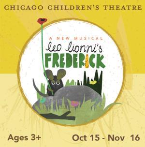 LEO LIONNI'S FREDERICK Set for Chicago Children's Theatre, 10/15-11/16