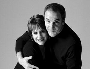This Saturday, Don't Miss An Evening with Patti Lupone and Mandy Patinkin at NJPAC!