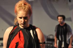 BWW Reviews: Glass Mind's ANTIGONE Perfects the Art of Tragedy