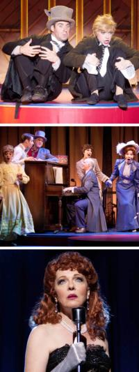 BWW Reviews: OC's 3D Theatricals Presents Enjoyable Berlin Revue I LOVE A PIANO