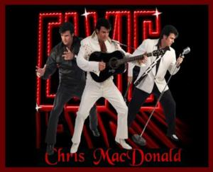 Chris MacDonald's MEMORIES OF ELVIS Set for Patchogue Theatre for the Performing Arts, 10/10