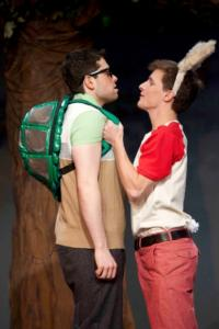 THE TORTOISE AND THE HARE Musical to Play NCTC, 2/2-10