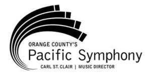 Pacific Symphony Music Director Carl St. Clair Appointed Music Director of the National Symphony Orchestra of Costa Rica