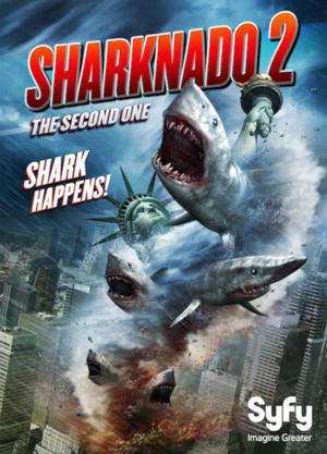 Syfy's SHARKNADO Series Devours 18.2 Million Viewers