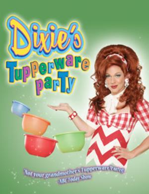 DIXIE'S TUPPERWARE PARTY Opens Tonight at CLO Cabaret