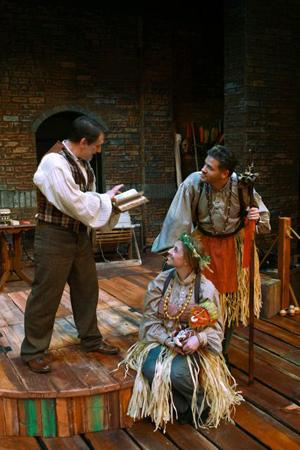 BWW Reviews: Seeing Is Not Always Believing with CATCO's SHIPWRECKED!