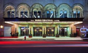BWW Reviews: PARK CENTRAL NEW YORK Hotel - Modern Elegance in the Heart of the Big Apple