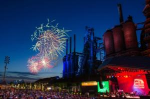 Allentown Band Concert & Fireworks to Highlight Independence Day Celebration at SteelStacks, 7/4-5