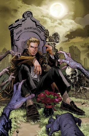 NBC Gives Go-Ahead to CONSTANTINE TV Pilot