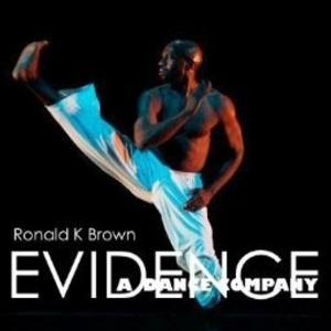 Ronald K. Brown/Evidence Comes to the Orpheum Theater, 3/1